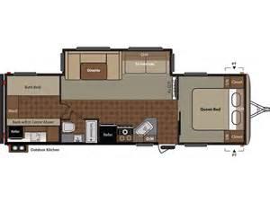 Bunkhouse Trailer Floor Plans by Open Range Travel Trailers Floor Plans Trend Home Design