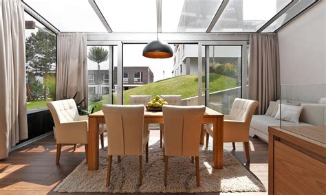 Three bedroom apartment with winter garden bojnice slovakia rules architects