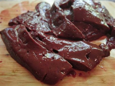 liver color cow liver challenge ft