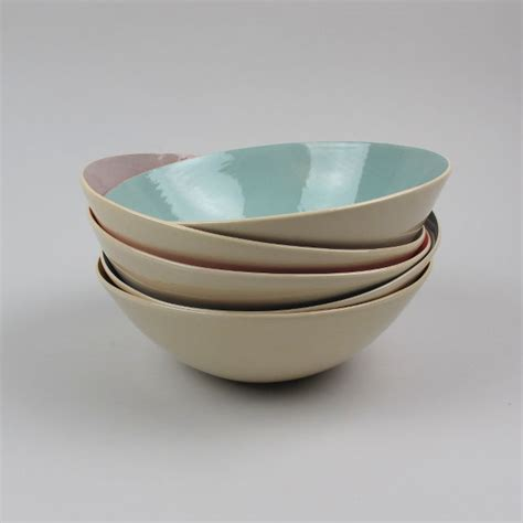 Handmade Soup Bowls - soup bowl by brickett davda handmade in east sussex
