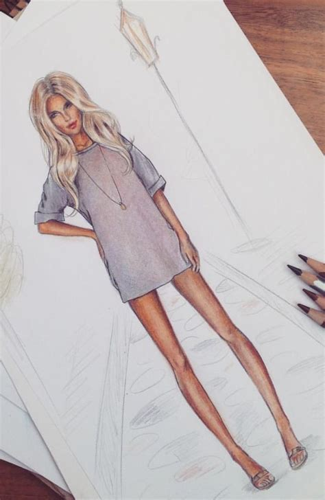 design fashion girl 25 best ideas about fashion sketches on pinterest