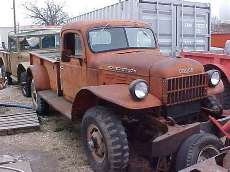 dodge wm300 power wagon for sale flat fender dodge power wagon page