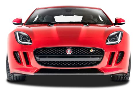jaguar front front view of jaguar f type r car png image pngpix