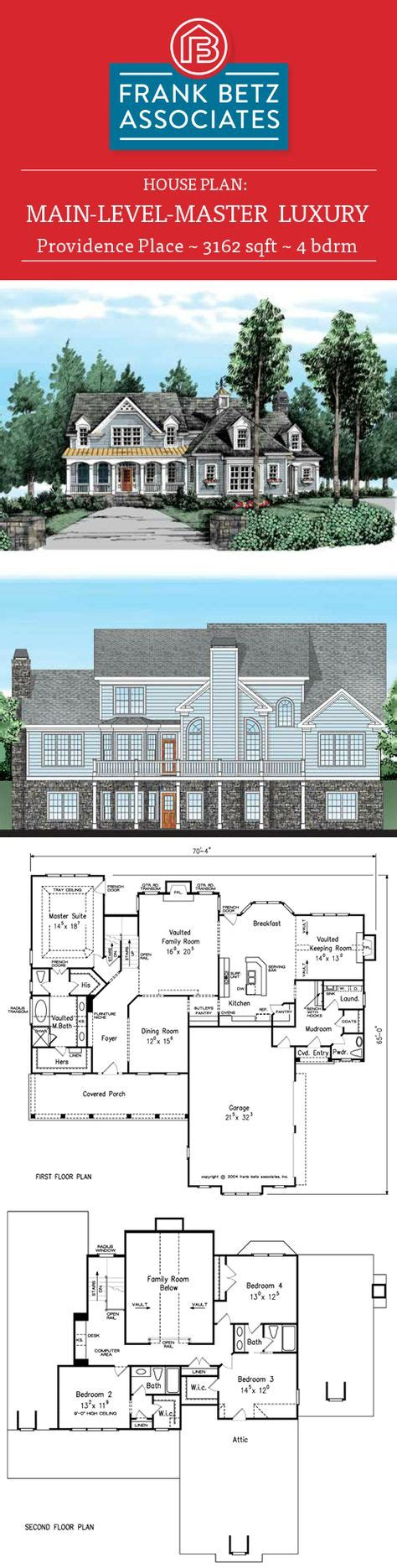 master house plans 221 best main level master house plans images on pinterest