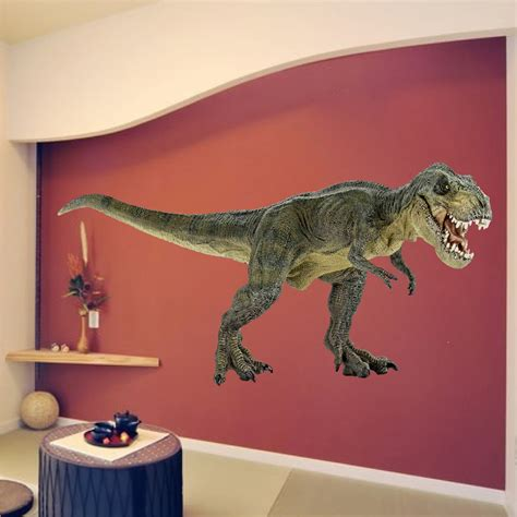 dinosaur decals for bedroom dinosaur wall decal trex decal animals wall decal