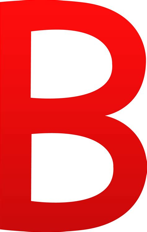 letter b clipart cliparts co