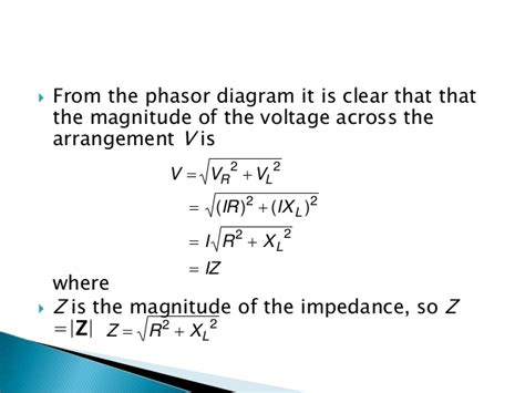 bully ultimo transistor magnitude of impedance of inductor 28 images engineering 44 thsiung may 2012 negative