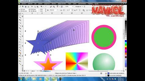 corel draw x7 que es corel draw herramientas interactivas youtube
