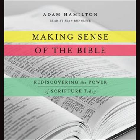 bible matters sense of scripture books listen to sense of the bible rediscovering the
