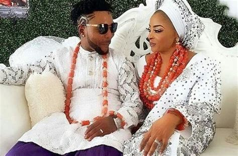 Nabila White oritsefemi and nabila fash white wedding pictures de 9ja