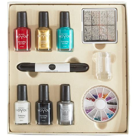 Konad Sting Nail by Konad Nail Kit Review Nail Ftempo