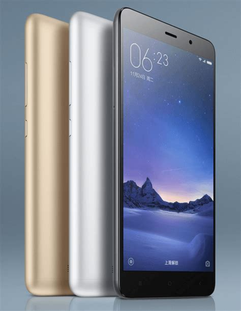 Handphone Xiaomi Redmi Note 3 xiaomi redmi note 3 gadgets to use