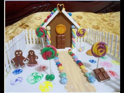 casa candy how to make a doll decorative candy house como hacer