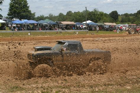 mudding trucks 301 moved permanently