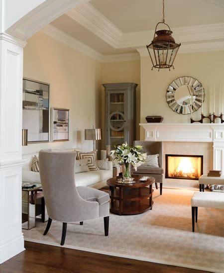 Richardson Living Room by Loft Cottage Living Room Dreaming