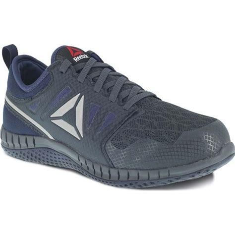 steel toe athletic shoes for reebok zprint work s steel toe work athletic shoe rb255