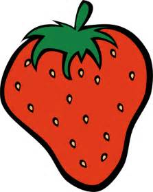 strawberry 12 clip art at clker com vector clip art online royalty free amp public domain
