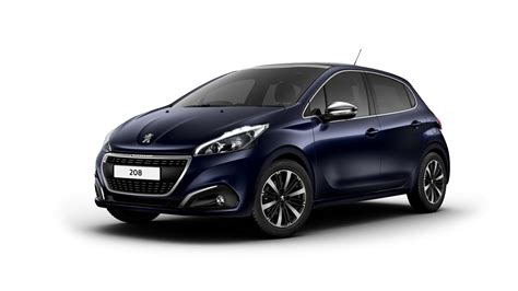2017 peugeot cars 2017 peugeot 208 allure premium picture 684183 car