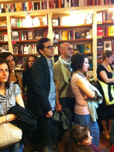 libreria minimum fax alla libreria minimum fax a roma paolo cognetti