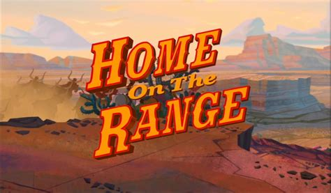 utter piffle disney daze week 45 home on the range