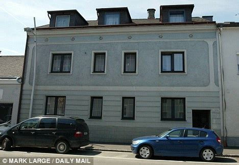 josef fritzl house josef fritzl s austrian home to be torn down after becoming tourist attraction daily