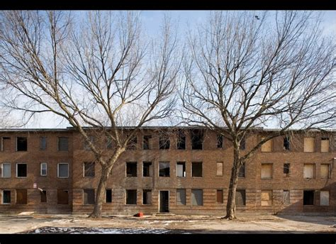 Chicago Housing Authority Plan For Transformation Photographs Of Abandoned America Show Civic Problems Engagement Photos
