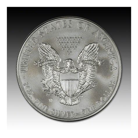 2008 w american silver eagle uncirculated collectors burnished coin ebay