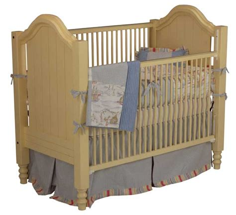 Bunk Bed With Crib On Bottom Newport Cottages Furniture Custom Nursery Furniture Wooden Crib Changers Dressers