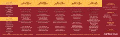 new year restaurant menu singapore cny reunion at the cathay restaurant stooffi