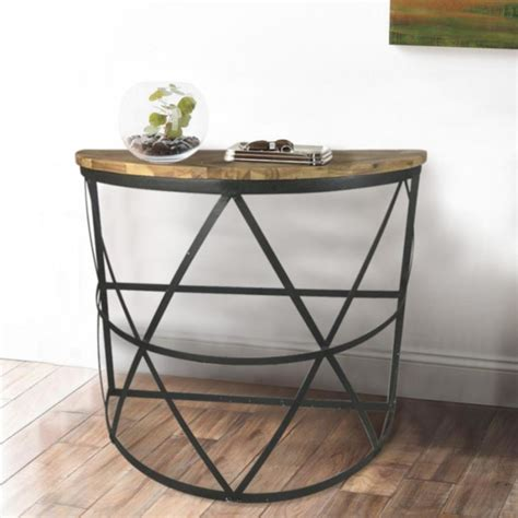 demilune console table awesome demilune console table walsall home and garden