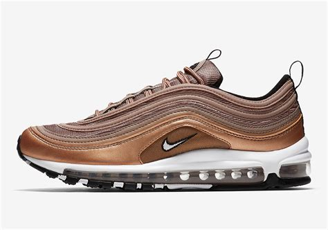 Nike Air Max 97 On Air Lasode 200 by Nike Air Max 97 Quot Bronze Quot 921826 200 Sneakernews