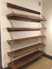 best 25 reclaimed wood shelves ideas on diy