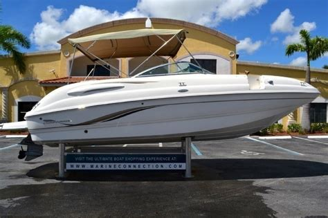 deck boats for sale new hshire used 2004 chaparral 254 sunesta deck boat boat for sale in