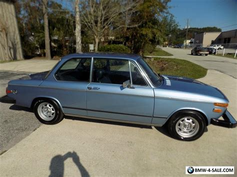 1974 Bmw 2002 Tii by 1974 Bmw 2 Series 2002 Tii For Sale In United States