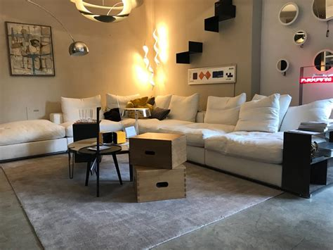 divani flexform in offerta divano con penisola ground flexform offerta outlet