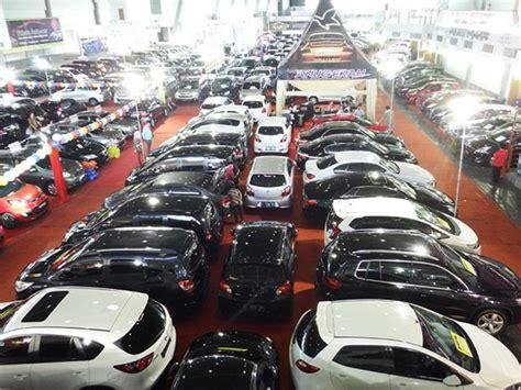 Gonjang Ganjing Ekonomi Indonesia 1 pasar mobil bekas masih mobil123 portal
