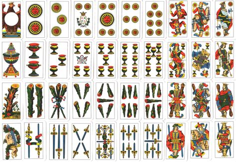 briscola deck the oldest deck of cards known gaming