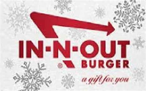 In And Out Gift Card Balance Check - in n out gift card balance gift ideas