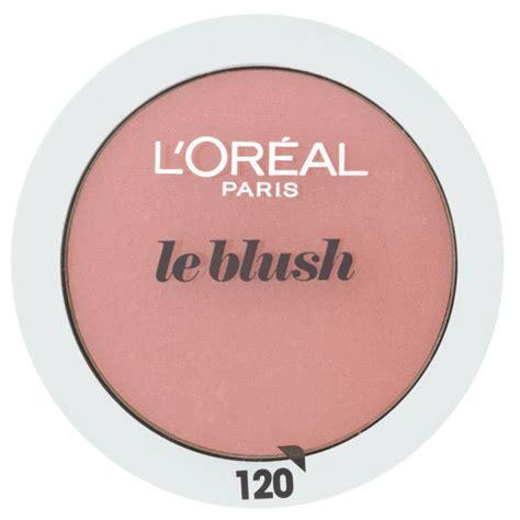blush pink l shade l oreal true match le blush various shades health