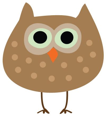 owl clipart free free autumn clipart for decor crafts and more