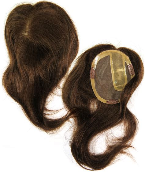 extensions in crown of head large crown hair topper
