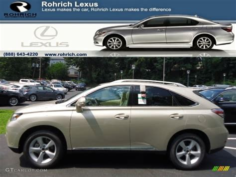 lexus satin metallic 2013 satin metallic lexus rx 350 awd 69523610