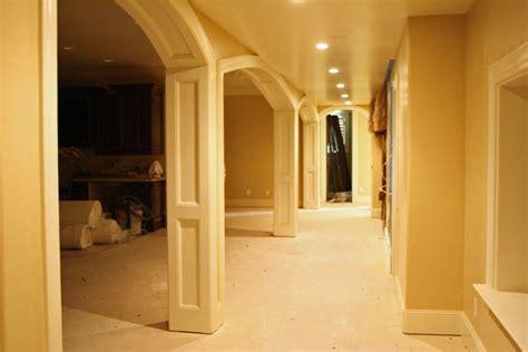 basement column clairmont