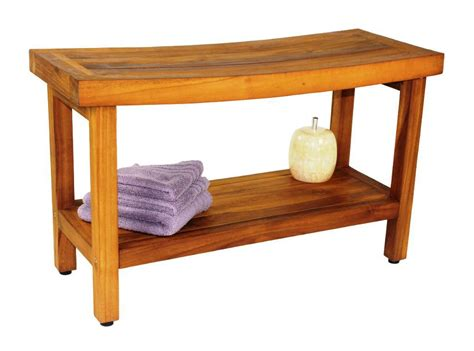 teak corner bench medium teak corner shower bench the clayton design how