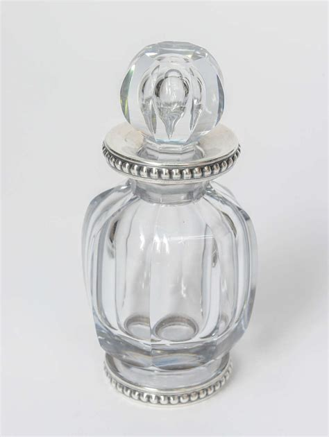 Vanity Bottles by Antique And Silver Scent Perfume Bottles