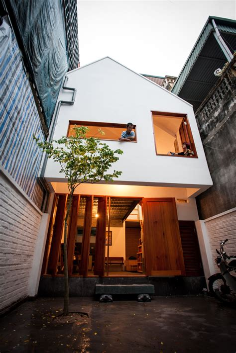 small architectural homes kn house is a small house that s cosy