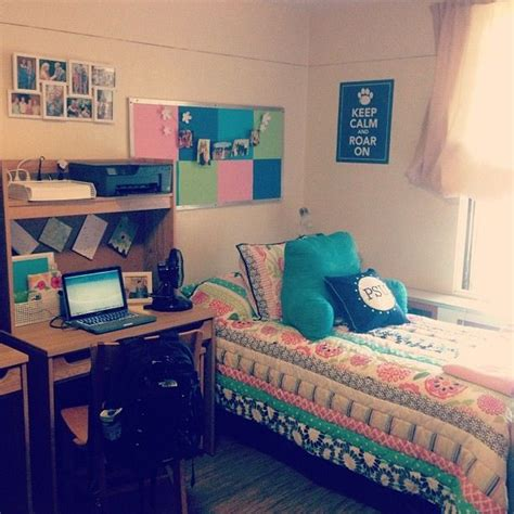 college room color schemes room the set up more than the actual color