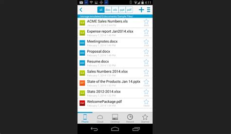 how to open pdf on android how to open word files on android