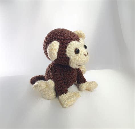 amigurumi pattern johnny the monkey monkey amigurumi to go slugom for