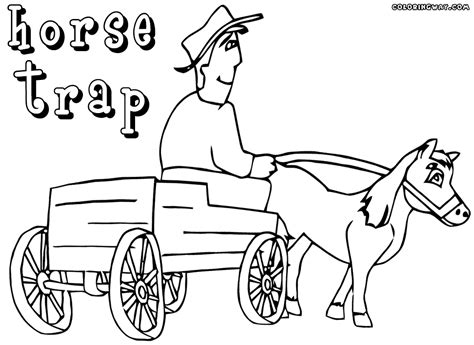 coloring pages of and buggy carriage coloring pages coloring pages to and print